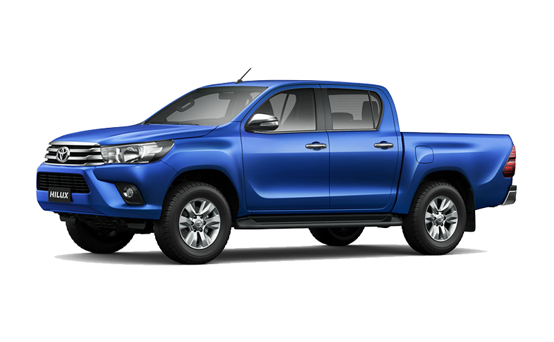 2.4GD Comfort Double Cab 6-MT 4x4